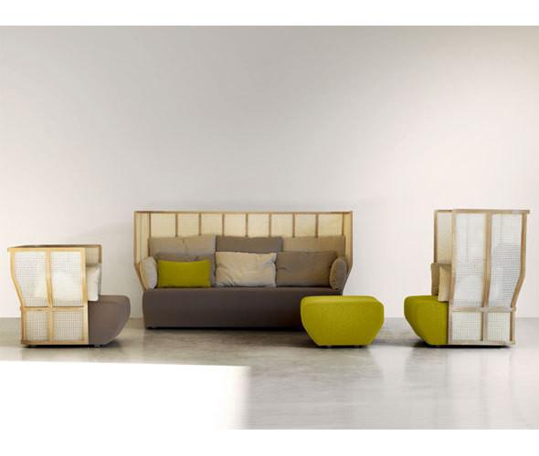 Изображение 5. Личное дело: мебельные «ракушки» для персонального пространства.. Изображение № 5.