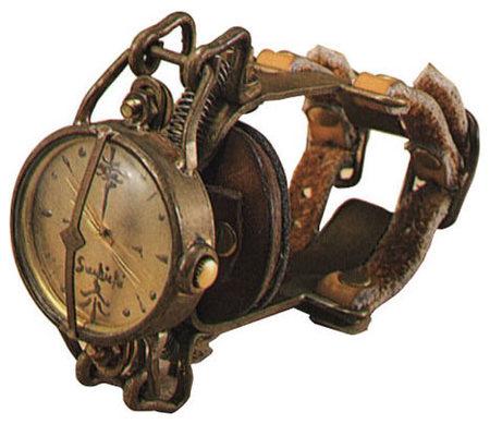 Чудо Часы отHaruo Suekichi. Изображение № 1.