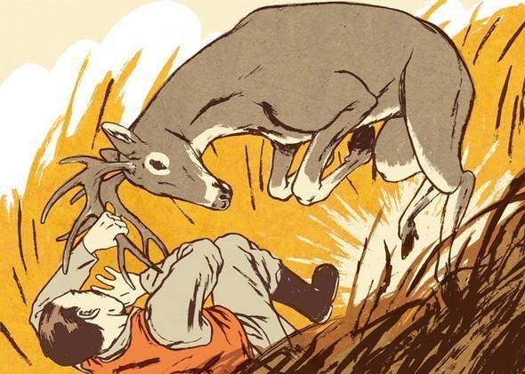 Изображение 15. Иллюстратор: Патрик Леджер.. Изображение № 10.