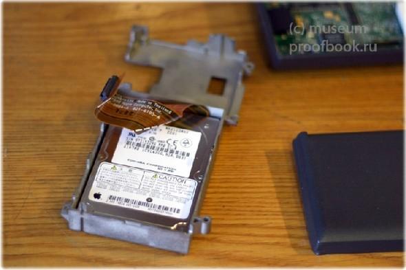 Ретро: Apple Powerbook 3400c200 97года. Изображение № 17.
