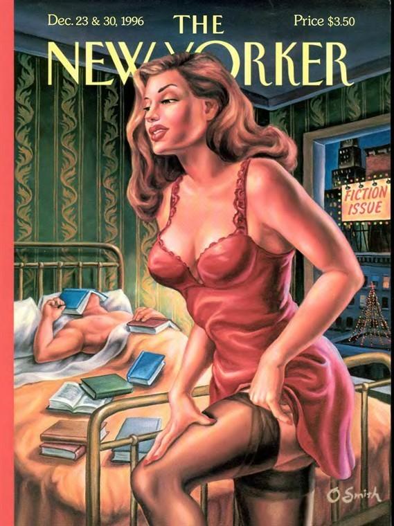 Обложки TheNew Yorker. Изображение № 72.