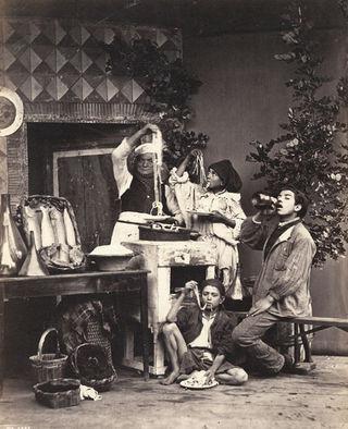 Кулинарный сет: традиции эногастрономической Италии. Изображение № 1.