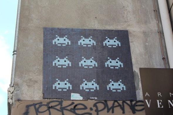 Стрит-арт центра Парижа. Изображение № 13.