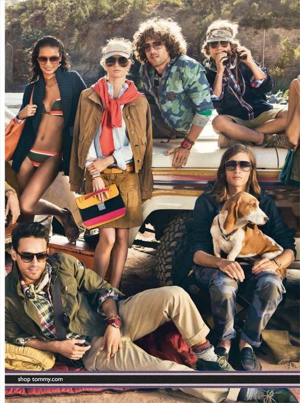 Превью кампаний: Tommy Hilfiger, Max & Co и Vivienne Westwood. Изображение № 1.