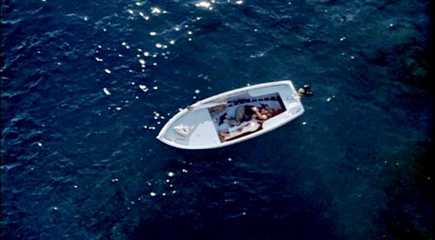 Сценарист Джон Август («Крупная рыба»). Кадр из фильма «Талантливый мистер Рипли» Энтони Мингелла . Изображение № 10.