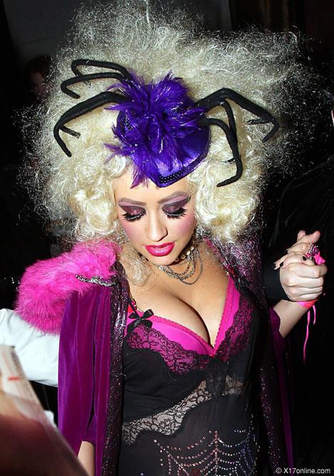 Ghoulish glamour. Готовимся к Хеллоуину. Изображение № 3.