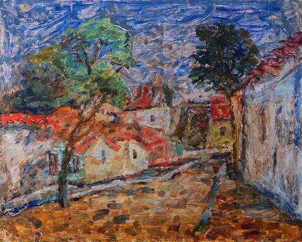 Художник Исай Михайлович Зейтман (1899 – 1996). Изображение № 2.