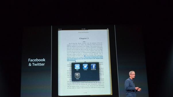 Презентация нового iPad. Изображение № 27.