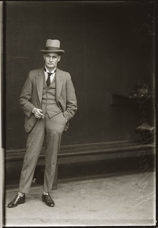 Фотографии американских гангстеров начала 20 века. Изображение № 10.