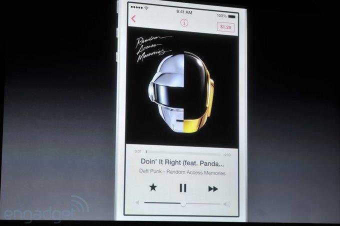 Трансляция: Apple представляет новые iPhone и другие продукты. Изображение № 34.