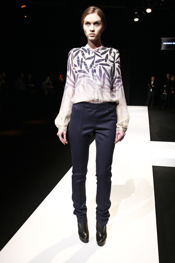 Berlin Fashion Week A/W 2012: Dietrich Emter. Изображение № 4.