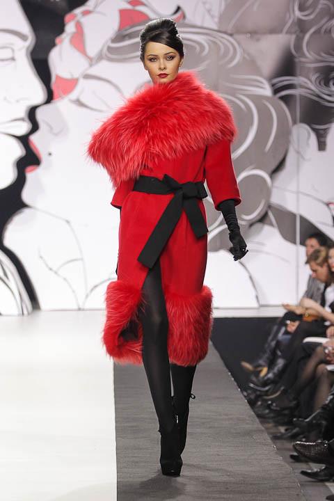 """Коллекция """"La Femme Magnifique"""" Модного Дома Игоря Гуляева. Изображение № 42."""