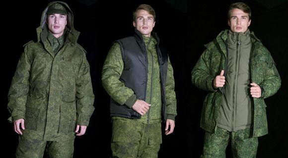 Валентин Юдашкин не создавал форму для армии. Изображение № 1.