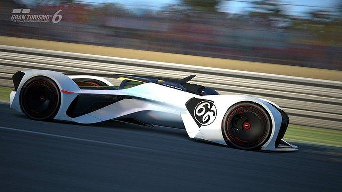 Chevrolet создала суперкар для Gran Turismo. Изображение № 16.