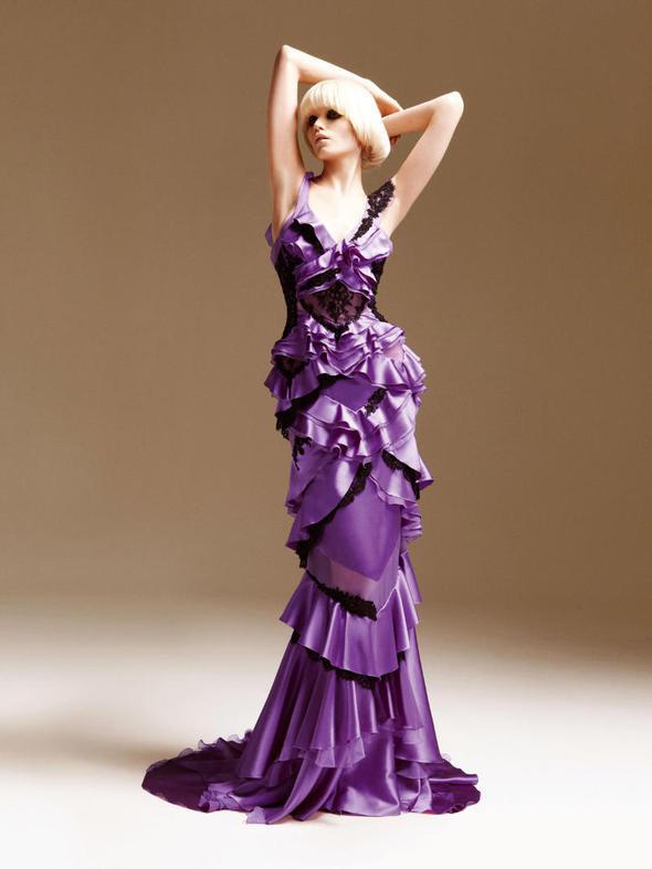 Изображение 135. Лукбуки: Atelier Versace, Sandro, Sonia by Sonia Rykiel и другие.. Изображение № 24.