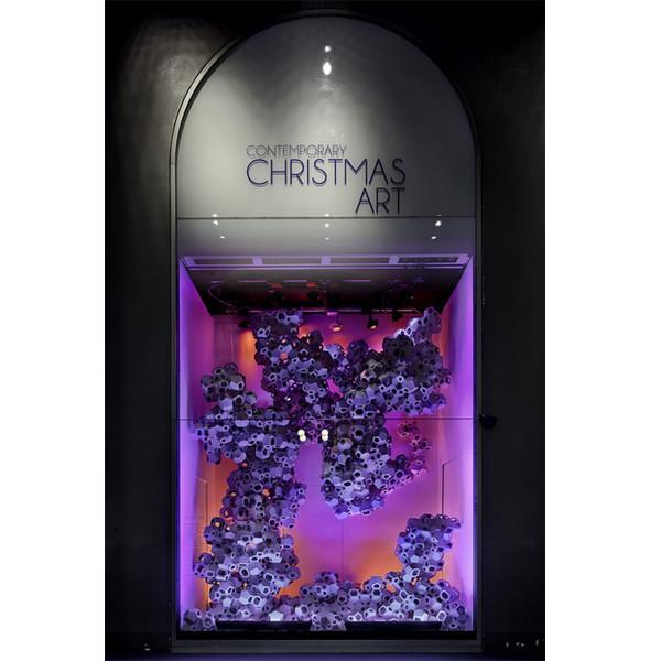 Три витрины магазинов, которые оформили современные художники и дизайнеры. Изображение № 13.