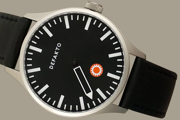 DEFAKTO – часы с одной стрелкой. Изображение № 7.