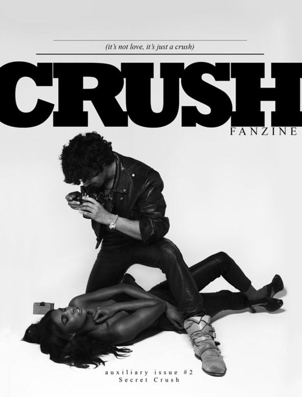 Изображение 2. Обложки: Bon, Crush и Blank.. Изображение № 5.