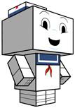 Cubeecraft бумажные герои своими руками. Изображение № 9.