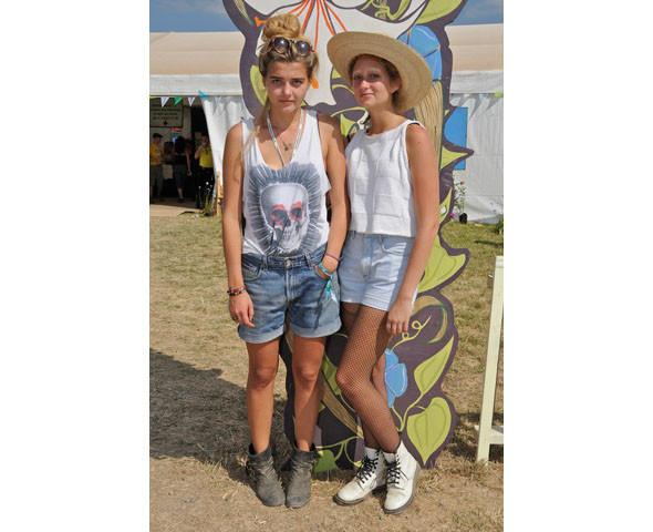 Люди на фестивале Glastonbury. Изображение № 7.