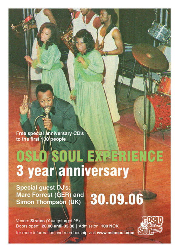DJ BJOERN ESPEN (OSLO SOUL EXPERIENCE). Изображение № 19.