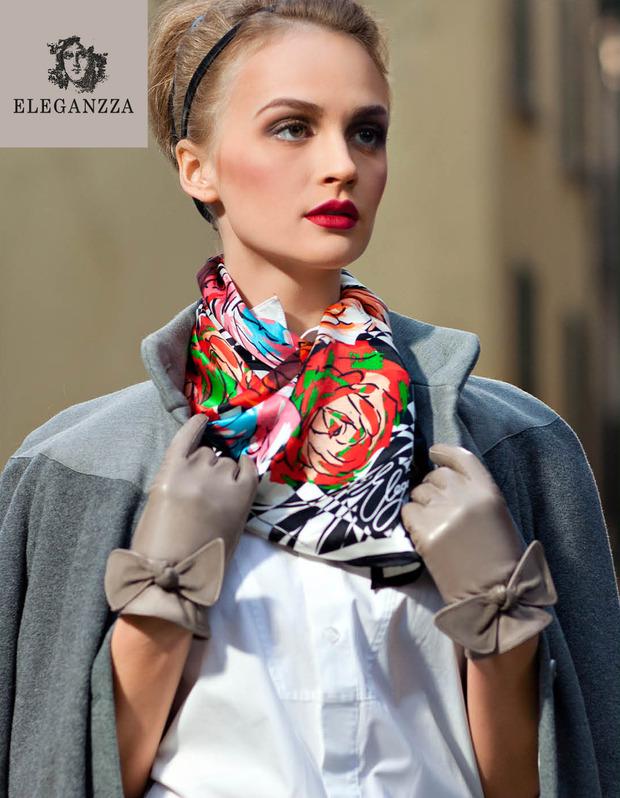 Лукбук ELEGANZZA FW - 2012-2013 . Изображение № 1.