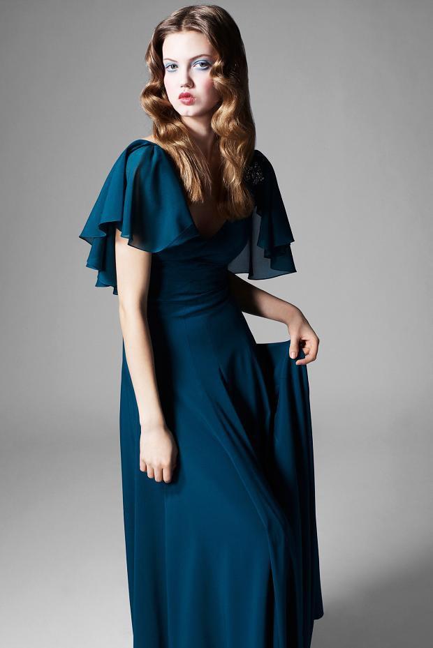 Показаны новые лукбуки Balenciaga, Chanel и Zac Posen. Изображение № 59.
