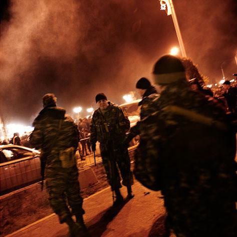 Изображение 16. Победитель World Press Photo. Документируя чеченский конфликт.. Изображение № 14.