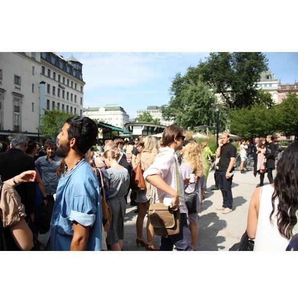 Луки с недель моды в Копенгагене и Стокгольме. Изображение № 61.