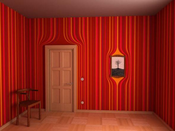 Сколько стоит нарядить стены в нарядные обои?. Изображение № 72.