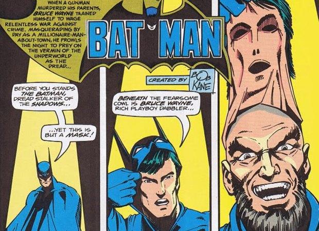 15 лучших комиксов  о Бэтмене. Изображение № 34.