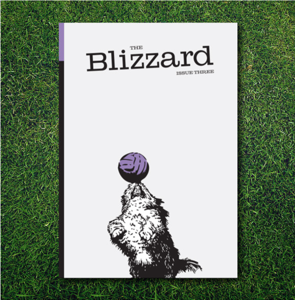 Заметки на полях: Журналы о футболе, которые на самом деле интересно читать. Изображение №5.