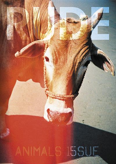 RUDE #4 – pdf-журнал офотографии ииллюстрации. Изображение № 1.