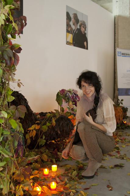 Фотоотчет о семинаре Лидевью Эделькорт в Киеве. Изображение № 33.