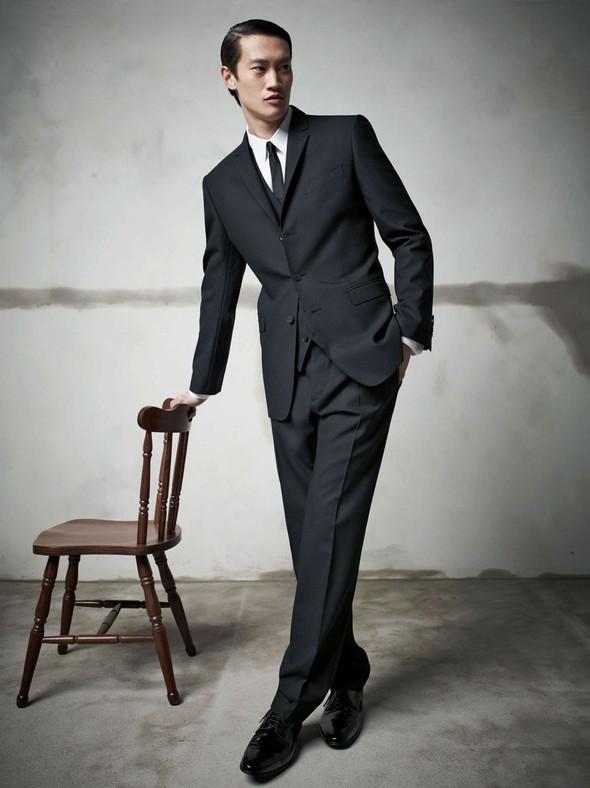 Лукбук: Dolce & Gabbana FW 2011 Men's. Изображение № 12.