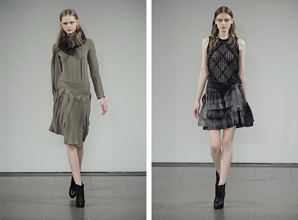 London Fashion Week AW 10: День четвертый. Изображение № 29.