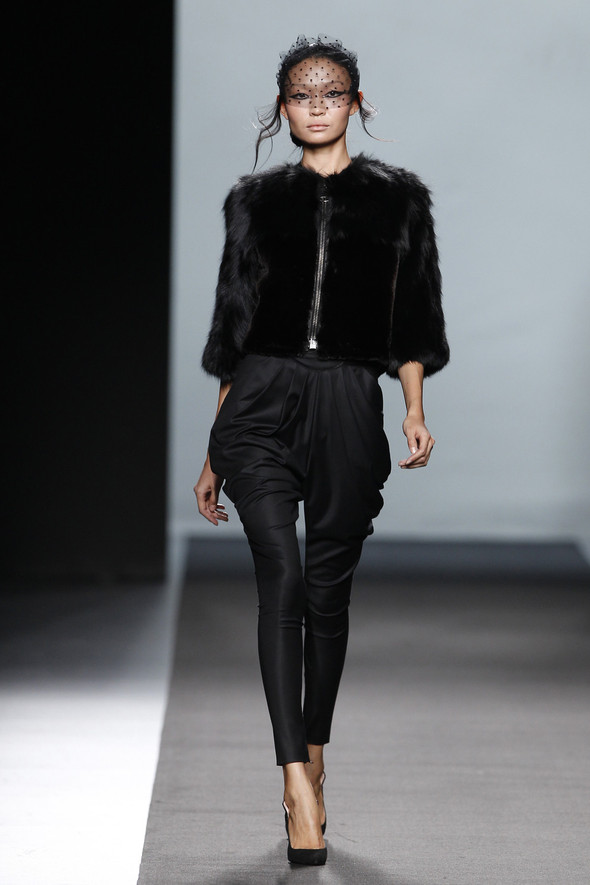 Madrid Fashion Week A/W 2012: Miguel Palacio. Изображение № 25.