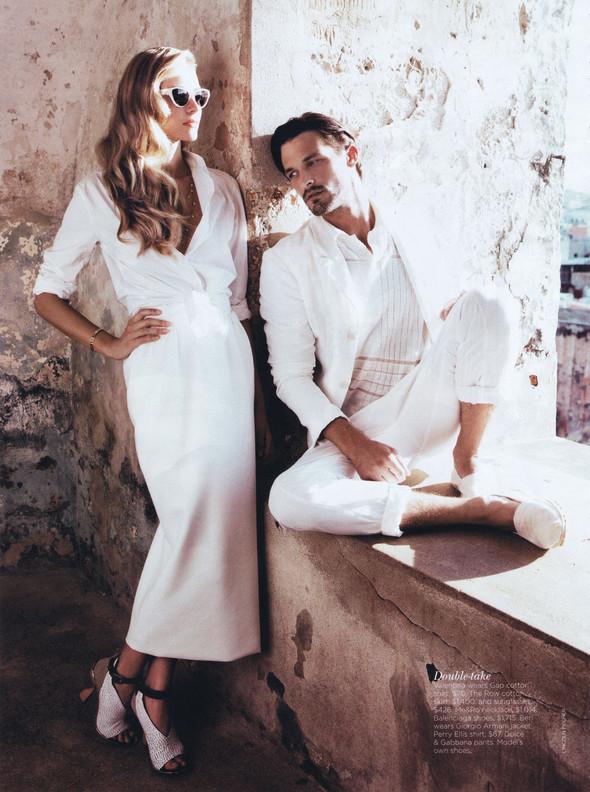 Съёмка: Валентина Зеляева для Vogue. Изображение № 10.