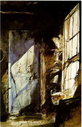 Andrew Wyeth- живопись длясозерцания иразмышления. Изображение № 39.