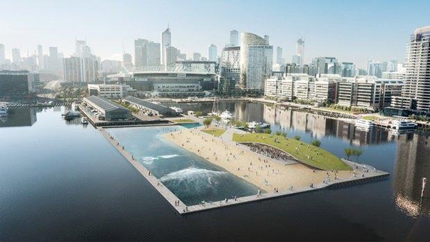 В Мельбурне появится бассейн с волнами для сёрфинга. Изображение № 1.