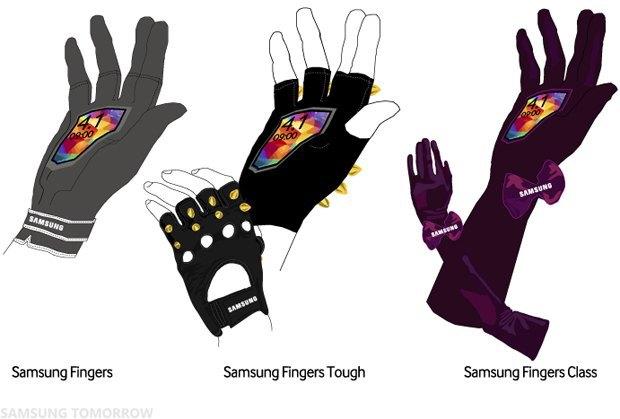 1 апреля: Samsung и HTC представили «умные» перчатки. Изображение № 6.