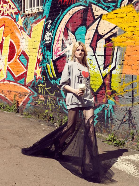 Съемка Bohemique в стиле блогов об уличной моде. Изображение №4.