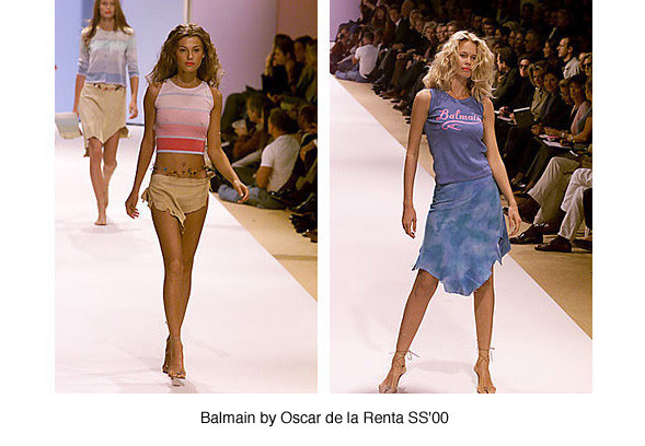 Хронология бренда: Balmain. Изображение № 17.