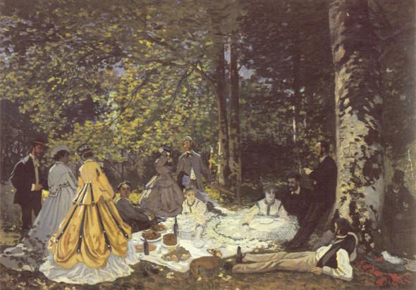 Клод Моне : флагман импрессионизма. Изображение № 4.