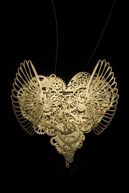 Часовой механизм сердца. Изображение № 2.