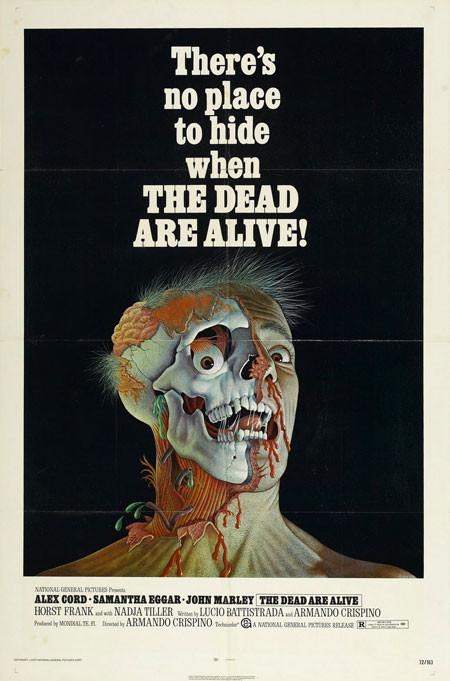 Афиши фильмов ужасов. Изображение № 43.
