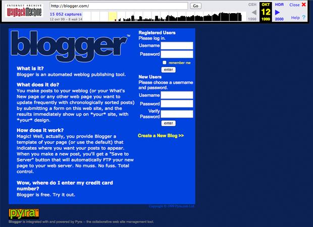 Как Эван Уильямс придумал Blogger, Twitter и Medium. Изображение № 4.
