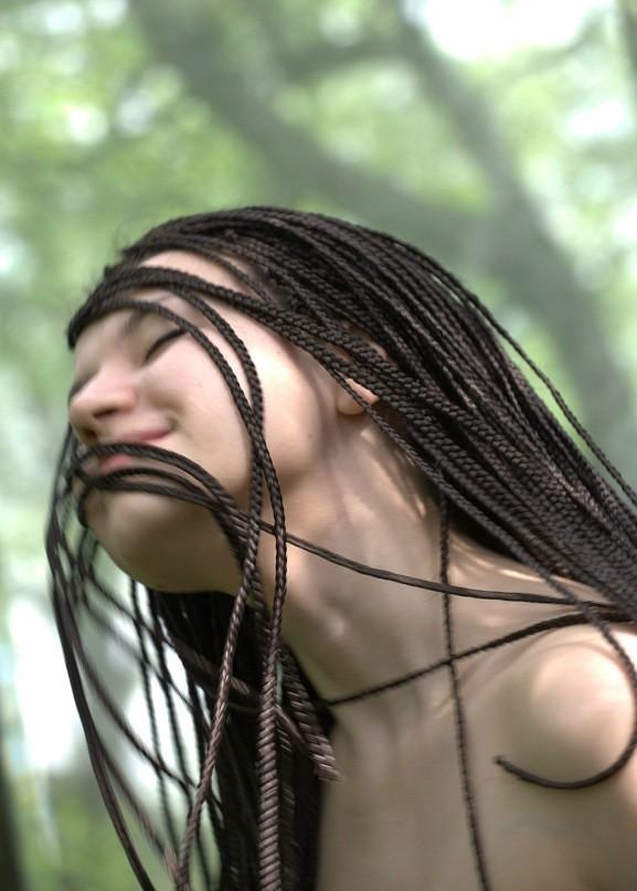 Only DreadArt! всё остальное-просто волосы. Изображение № 14.