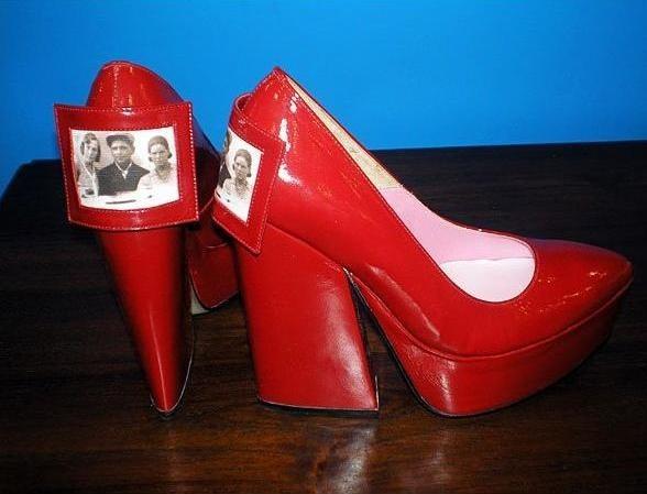 Знай наших! Украинские дизыйнеры обуви. Изображение № 2.