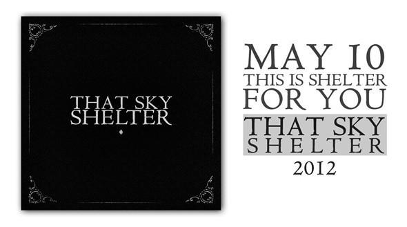 Релиз альбома THAT SKY – SHELTER. Изображение № 1.